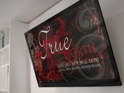 True North Announcement Slide