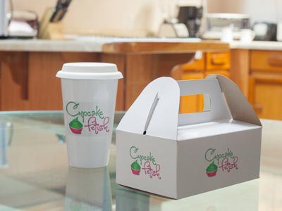 Cupcake Fetish Logo
