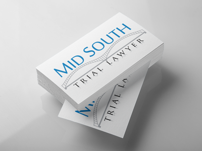 Mid South Trial Lawyer Logo