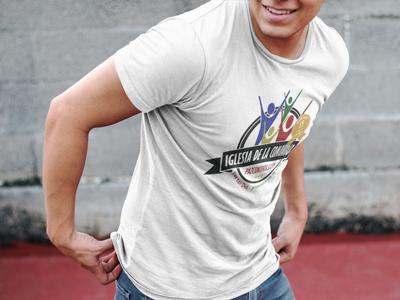 Paz Con Dios New Logo Celebration T-Shirt